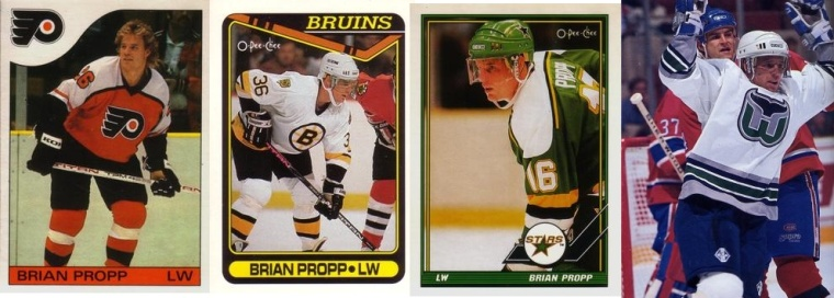 Brian Propp career
