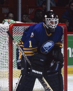 A few words with: John Blue, former Bruins/Sabres goaltender – Musings of a  Hockey Enthusiast