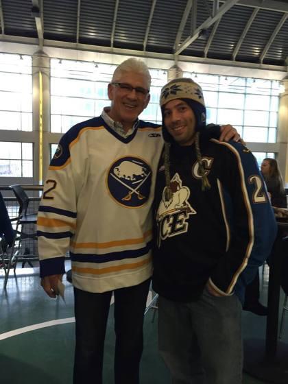 Nate and Rick Vaive