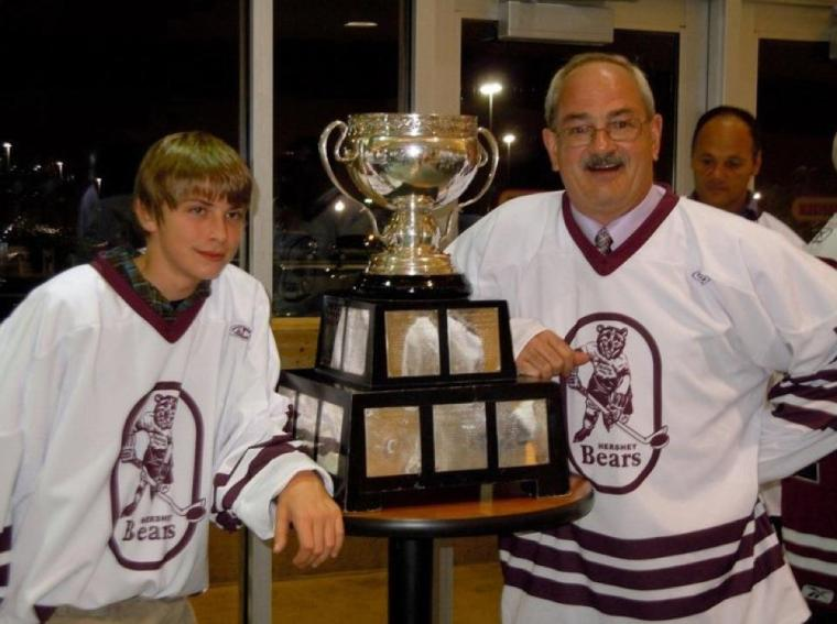Jay Johnston Calder Cup