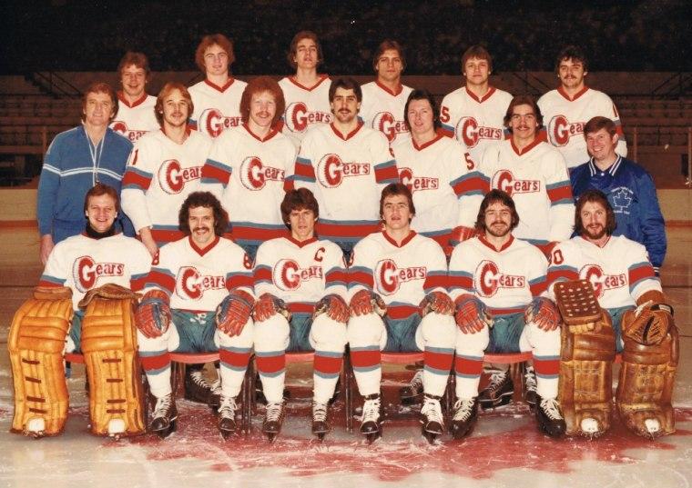 1979-80 Saginaw Gears