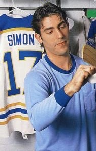 Todd Simon found a role with the 1993-94 Buffalo Sabres particularly during  an opening round playoff matchup against the New Jersey Devils (Photo  provided ... 7f9696e38