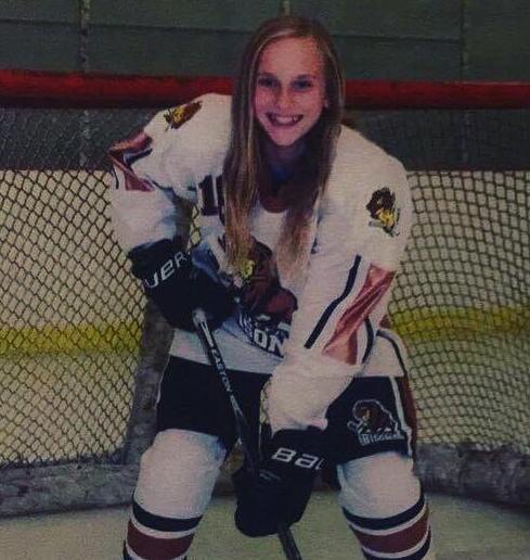 9951adb39d9 Julia Peters ~ 11-year old Buffalo Bisons forward – Musings of a ...